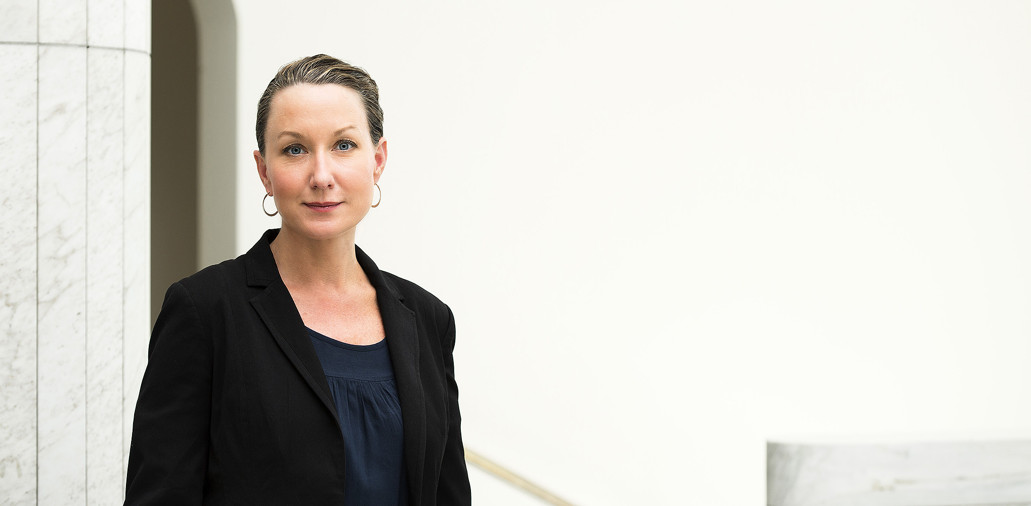 Porträtt Kristina Lutz