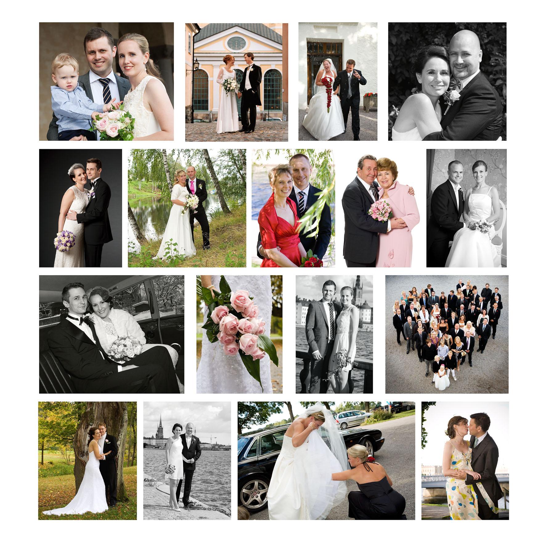 bröllopfotograf